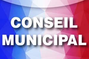Conseil Municipal Monthelon